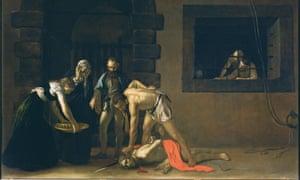 St John Caravaggio