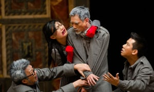 Titus Andronicus at Shakespeare's Globe