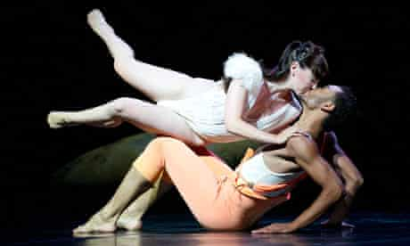 Snow White by Ballet Preljocaj at Sadler's Wells, London.
