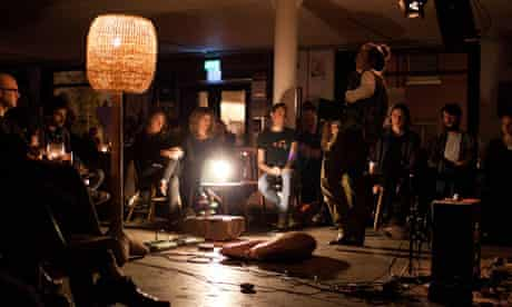 New York's Aki Onda at Cafe Oto