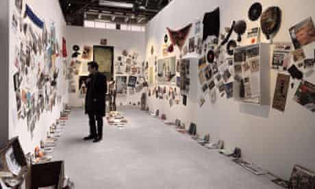 Intense Proximity: La Triennale 2012, Palais de Tokyo, Paris