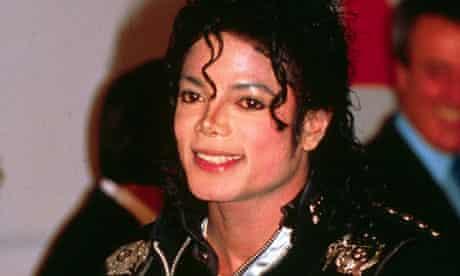 Michael Jackson at Wembley stadium, London, 1988