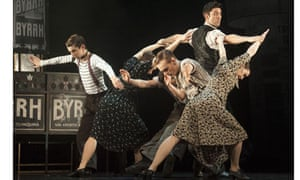 Matthew Bourne's Early Adventures,Sadlers Wells, London, Britain - 22 May 2012