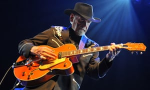 Duane Eddy Performs At Queen Elizabeth Hall In London