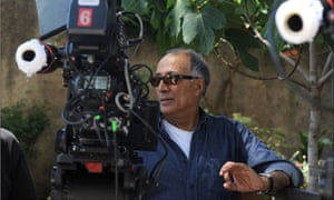 Abbas Kiarostami directing Certified Copy