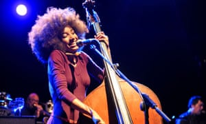 Esperanza Spalding Performs in London