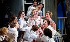 opera north,carousel,greene,herbert,boulter,shovelton,ferrari,rouse,