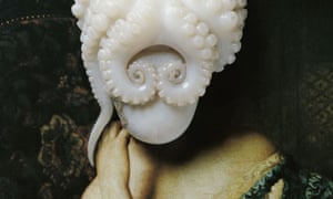 Octopus Portrait by Yumiko Utsu