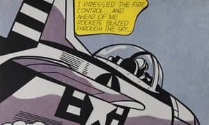 Roy Lichenstein's Whaam!