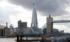 The Shard: Renzo Piano's great glass elevator | Art and