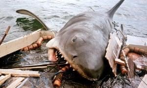 'JAWS' FILM STILLS - 1975
