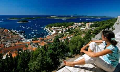 Hvar Island, Dalmatian Coast, Croatia
