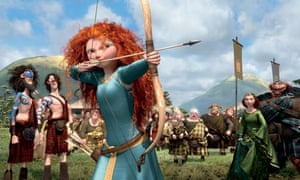 Pixar's Brave features Emma Thompson and Billy Connolly