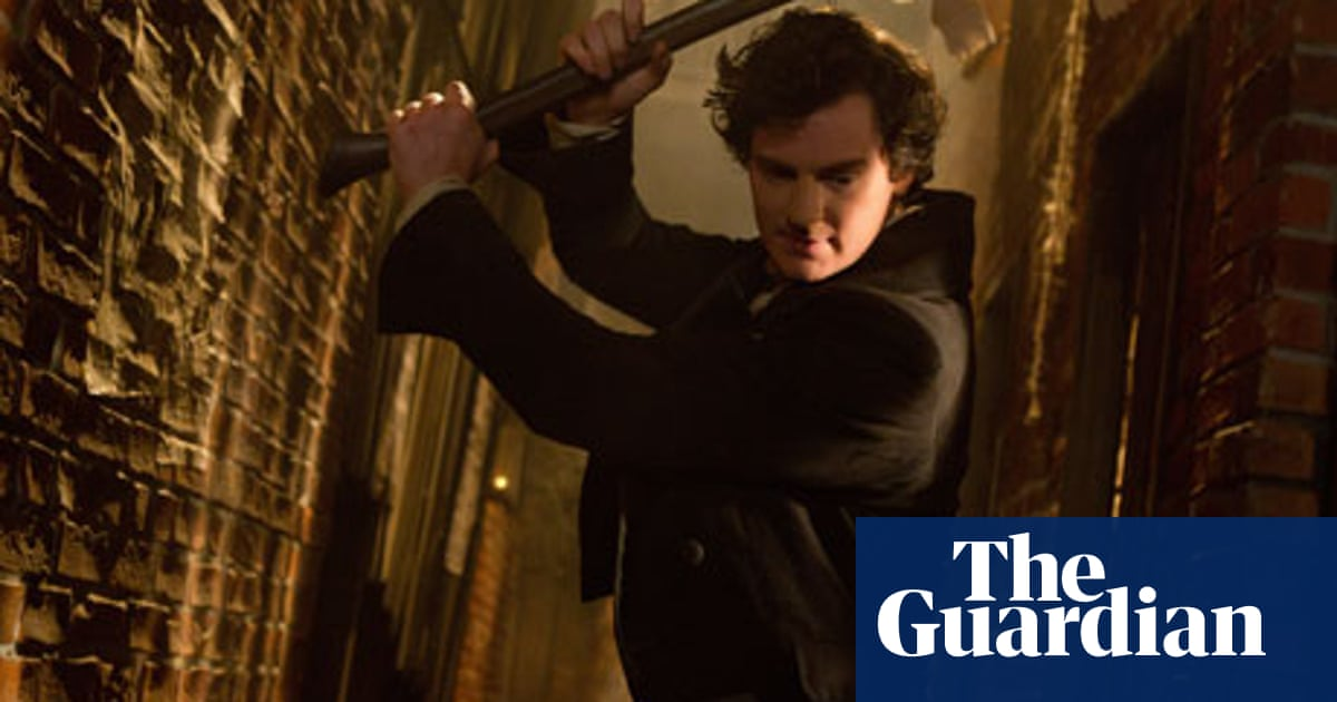 Abraham Lincoln Vampire Hunter Slaves Away At A Rotten Metaphor Horror Films The Guardian