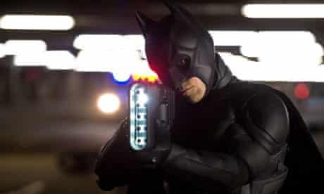 Still from The Dark Knight Rises