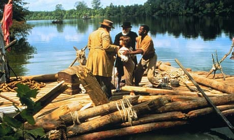 Why Huck Finn should not be taught in high school?