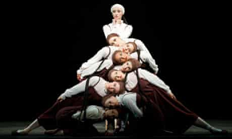 The Royal Ballet's Les Noces