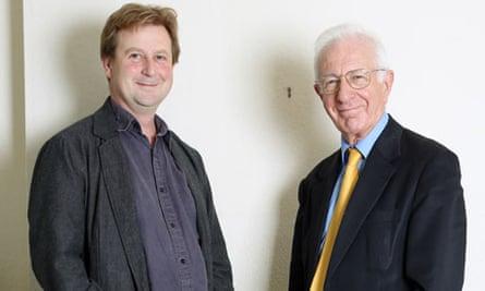 Julian Baggini and Lord Layard