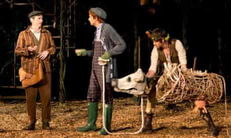 Into the Woods Public Theater/Delacorte Theater