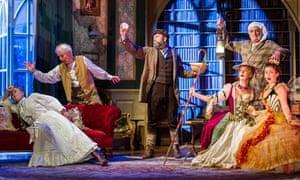 Dandy Dick - Sir Arthur Wing Pinero - Ambassadors Theatre Group