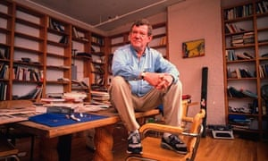 Robert Hughes, art critic, who died this week