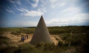 Robert Wilson's Walking, in Norfolk