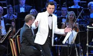Seth MacFarlane in Prom 59: The Broadway Sound