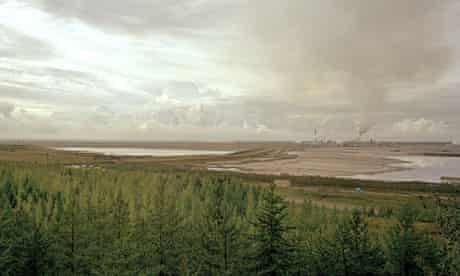 Thomas Ball's best photograph: Canada's oil sands in Alberta