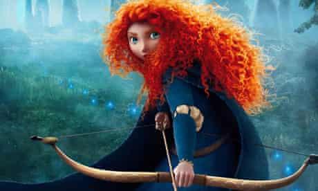 Princess Merida in Brave