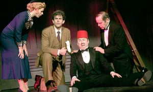 The 39 Steps at Pitlochry