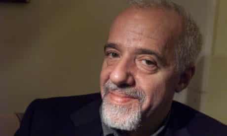Paulo Coelho has dismissed James Joyce's Ulysses