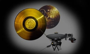 Trevor Paglen's book was partially inspired by the Golden Record