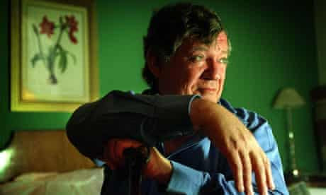 Robert Hughes, who has died aged 74