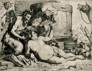 Renaissance from Goya: prints and drawings from Spain