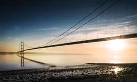 The Humber Bridge