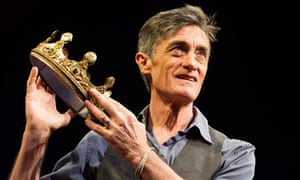 Roger Rees in What You Will at the Apollo