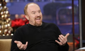 Louis CK style is honest, and shameless