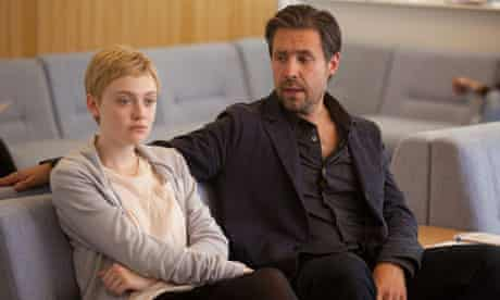 Dakota Fanning and Paddy Considine in Now Is Good