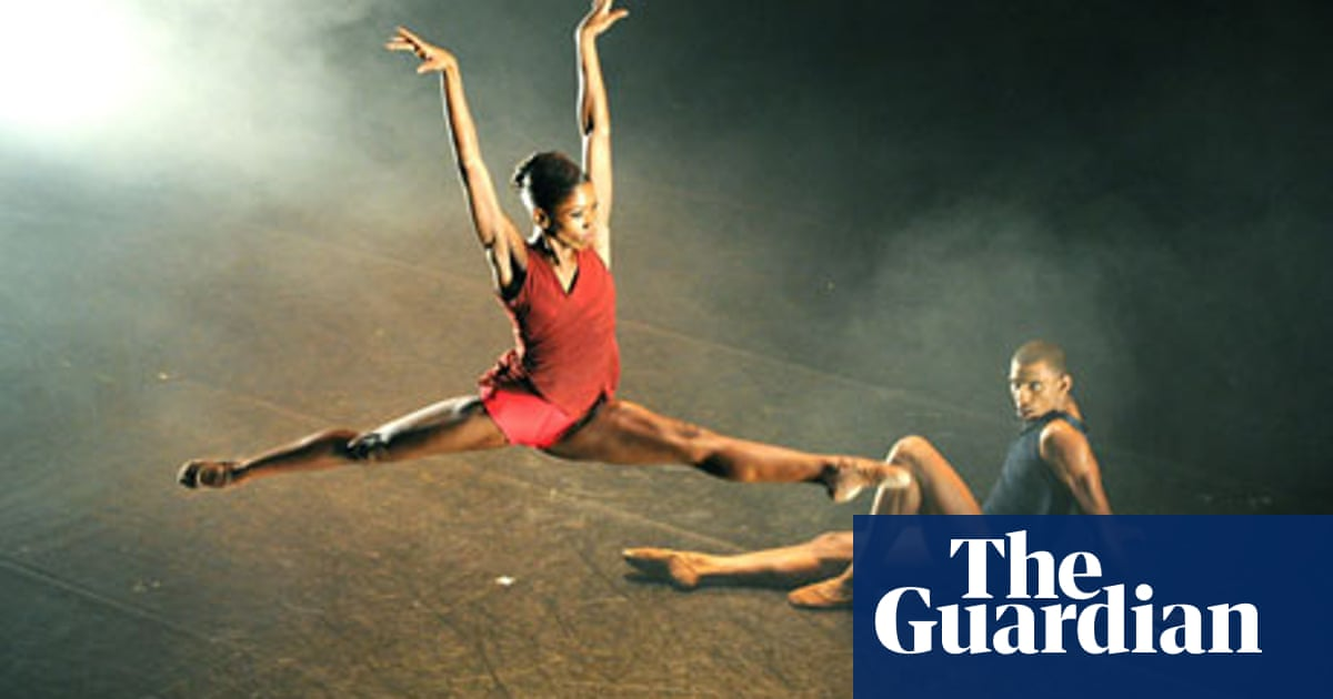 Where Are The Black Ballet Dancers Ballet The Guardian