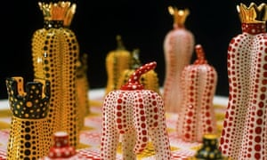 The Art of Chess, Saatchi Gallery