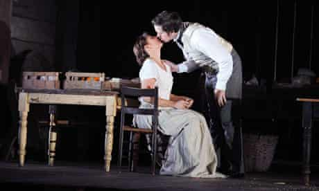 A 2011 production of Eugene Onegin