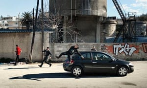 Alessandro Penso's Adolescence Denied: Young Immigrants in Greece