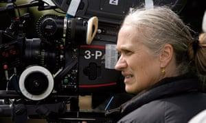 Jane Campion, writer/director of Bright Star