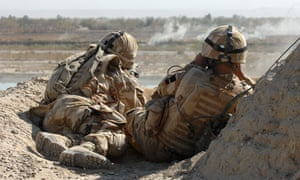 British Army in Helmand province, Afghanistan
