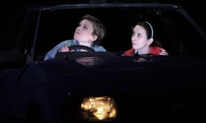 Liz White and Kate O'Flynn in Port
