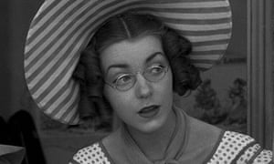 Marsha Hunt as Mary Bennet in the 1940 film Pride and Prejudice