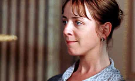 Claudie Blakley as Charlotte Lucas in the 1995 film Pride and Prejudice