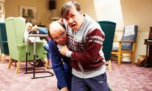 Derek starring Ricky Gervais