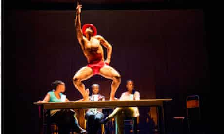Feast, at the Young Vic.