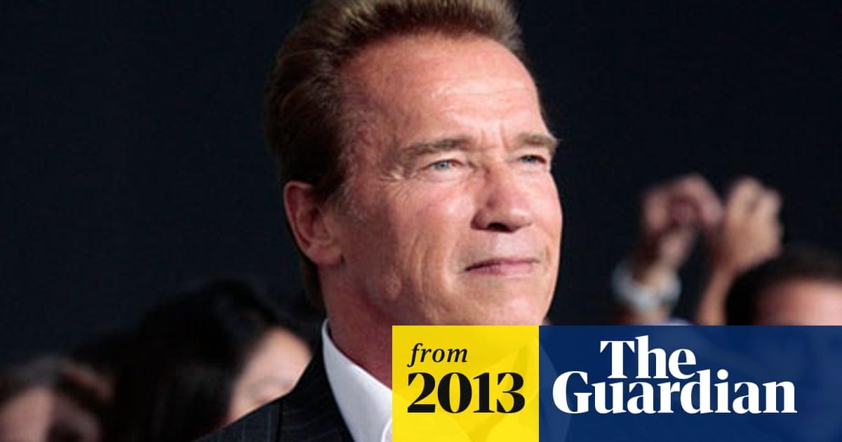 Arnold Schwarzenegger: Hollywood not to blame for gun